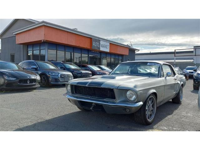 1967 Ford Mustang (CC-1513801) for sale in Cadillac, Michigan