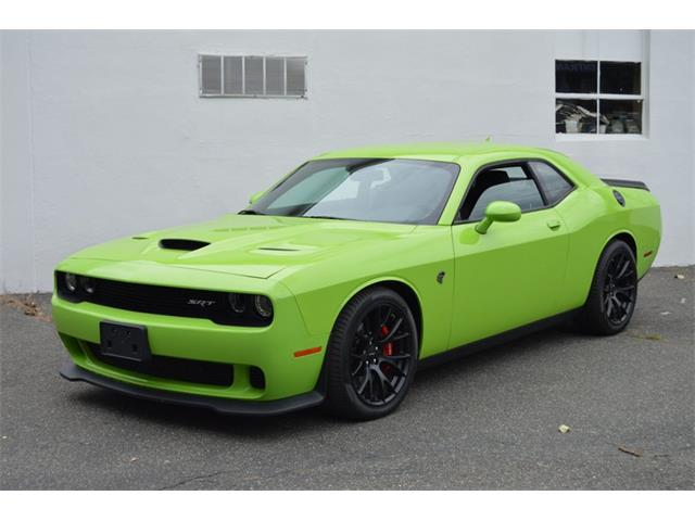 2015 Dodge Challenger (CC-1513806) for sale in Springfield, Massachusetts