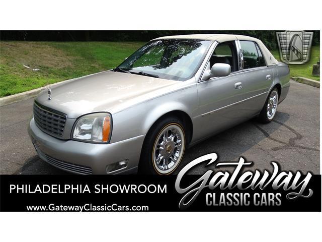 2005 Cadillac DeVille (CC-1513807) for sale in O'Fallon, Illinois