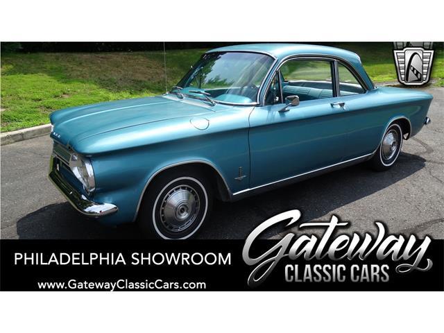1964 Chevrolet Corvair (CC-1513817) for sale in O'Fallon, Illinois