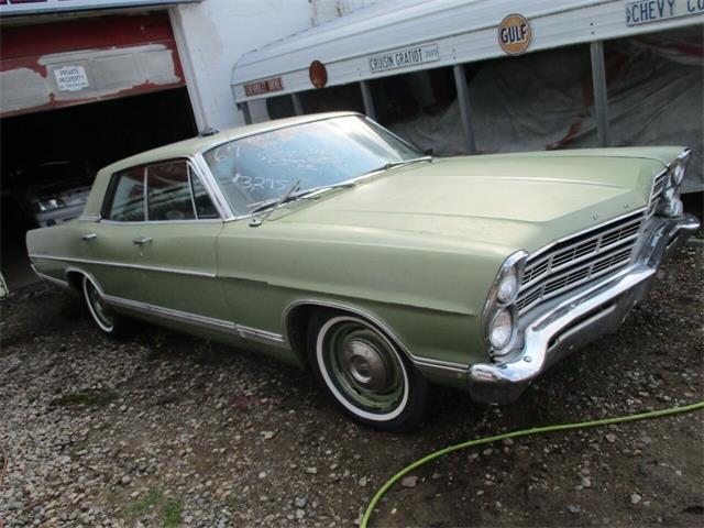 1967 Ford Galaxie 500 (CC-1513820) for sale in Jackson, Michigan