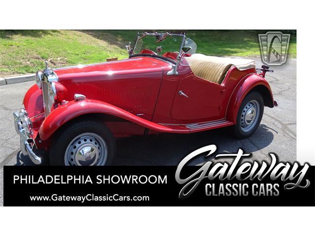 1952 MG TD (CC-1513824) for sale in O'Fallon, Illinois