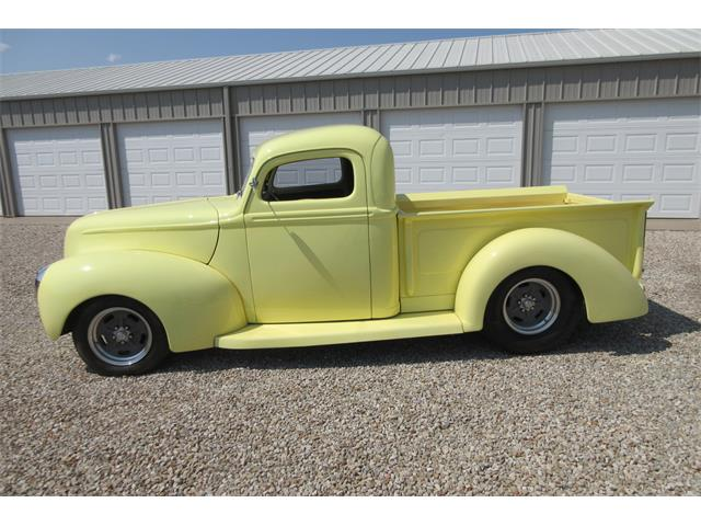 1940 Ford 1/2 Ton Pickup (CC-1513871) for sale in GREAT BEND, Kansas
