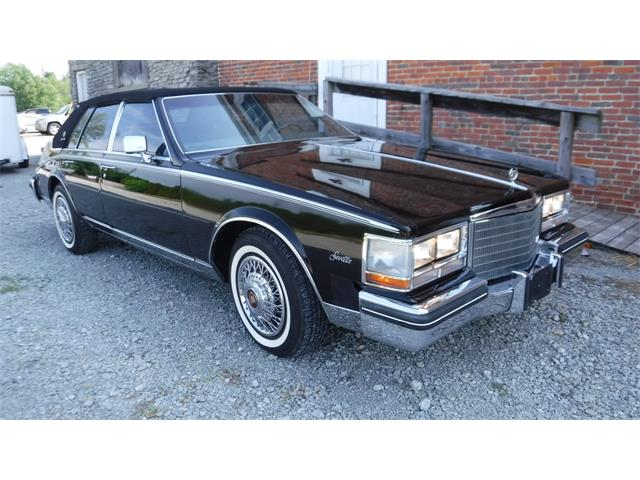 1985 Cadillac Seville (CC-1513882) for sale in MILFORD, Ohio