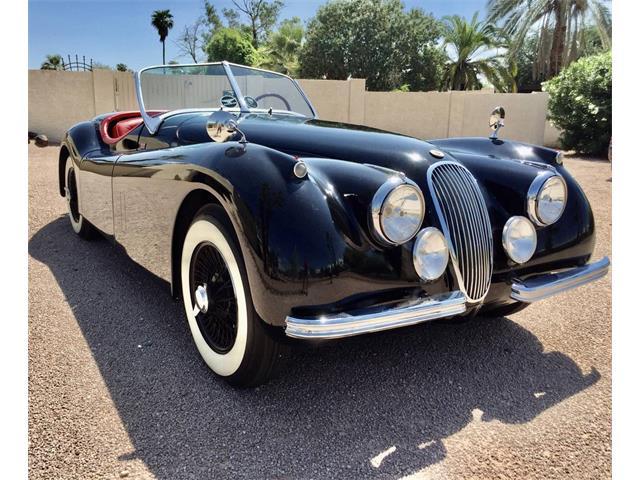 1952 Jaguar XK (CC-1513883) for sale in Phoenix, Arizona
