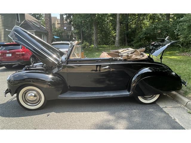 1940 Ford Convertible (CC-1513891) for sale in Oakton, Virginia