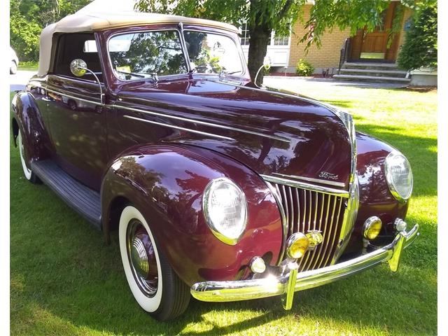 1939 Ford Deluxe (CC-1510039) for sale in Lake Hiawatha, New Jersey