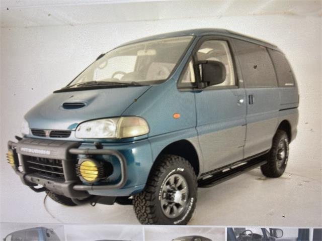 1994 Mitsubishi Delica (CC-1513901) for sale in Brattleboro, Vermont