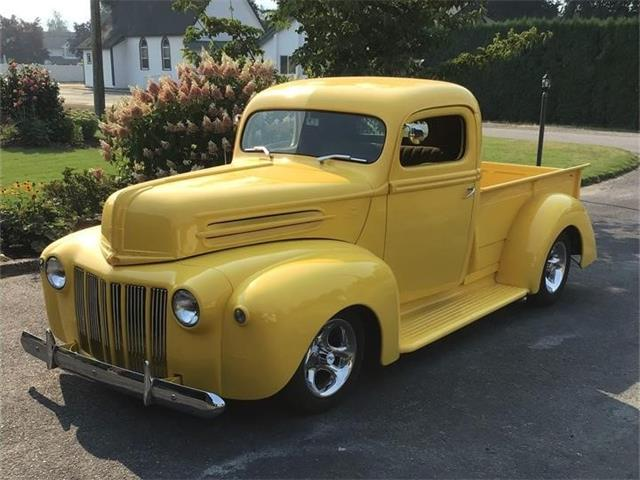 1946 Ford 1/2 Ton Pickup (CC-1513902) for sale in Rosedale, British Columbia