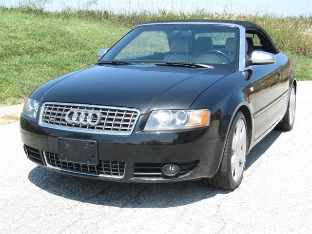 2005 Audi S4 (CC-1513903) for sale in Omaha, Nebraska