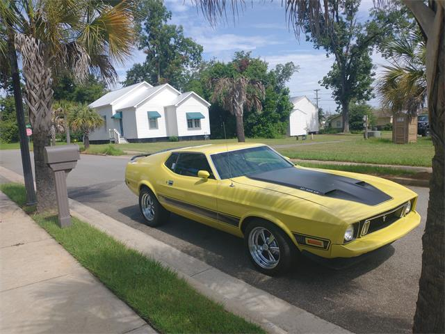 1973 Ford Mustang Mach 1 (CC-1513907) for sale in Tallahassee, Florida