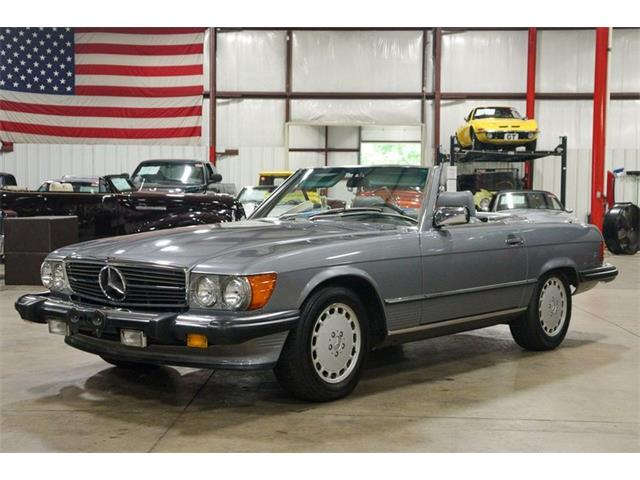 1987 Mercedes-Benz 560 (CC-1513928) for sale in Kentwood, Michigan