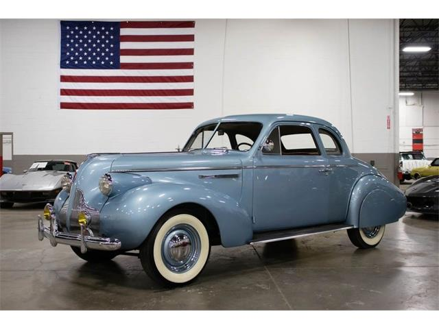 1939 Buick Business Coupe (CC-1513931) for sale in Kentwood, Michigan