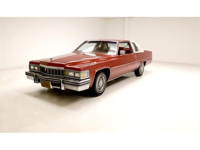 1977 Cadillac DeVille (CC-1513932) for sale in Morgantown, Pennsylvania