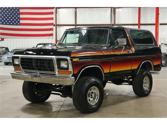 1978 Ford Bronco (CC-1513939) for sale in Kentwood, Michigan