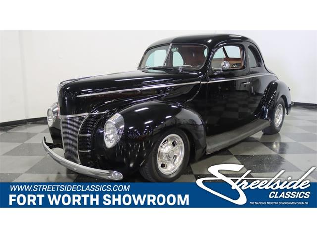 1940 Ford Deluxe (CC-1510394) for sale in Ft Worth, Texas
