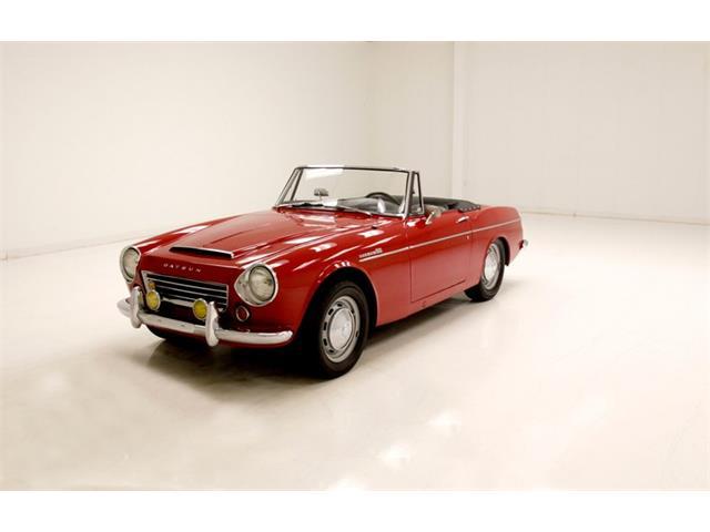 1967 Datsun 1600 (CC-1513941) for sale in Morgantown, Pennsylvania