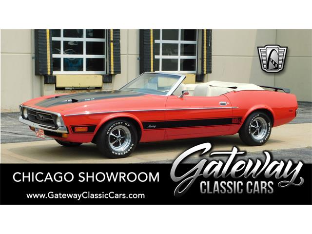 1971 Ford Mustang (CC-1513944) for sale in O'Fallon, Illinois
