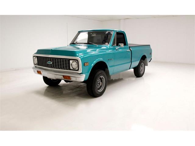 1972 Chevrolet Pickup (CC-1513948) for sale in Morgantown, Pennsylvania