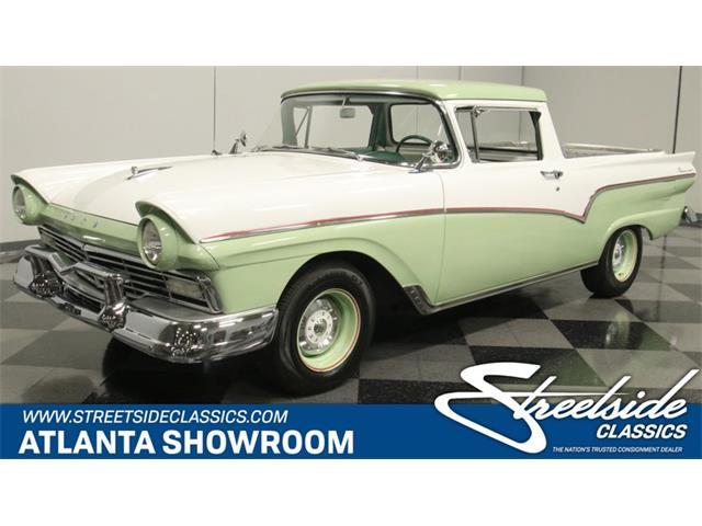 1957 Ford Ranchero (CC-1513949) for sale in Lithia Springs, Georgia
