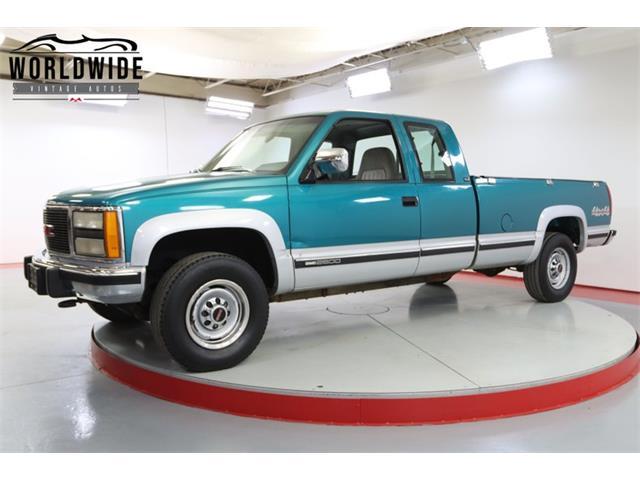 1993 GMC 2500 (CC-1513961) for sale in Denver , Colorado