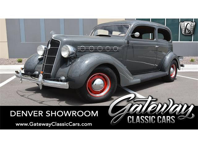1935 Plymouth PJ (CC-1513962) for sale in O'Fallon, Illinois