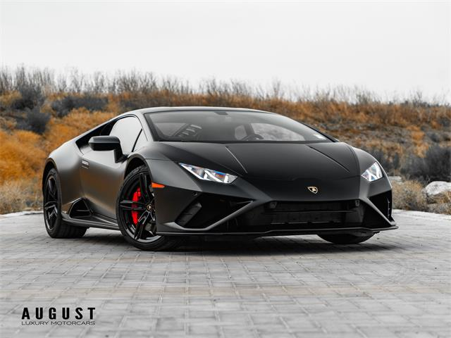 2020 Lamborghini Huracan (CC-1513988) for sale in Kelowna, British Columbia