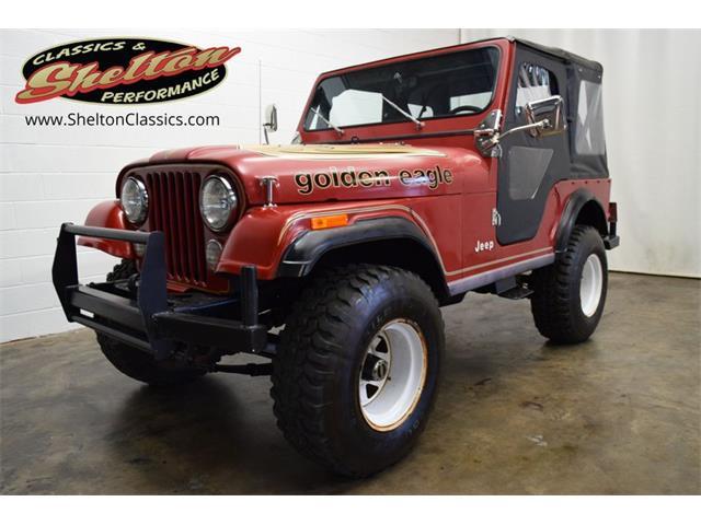 1979 Jeep CJ (CC-1513997) for sale in Mooresville, North Carolina
