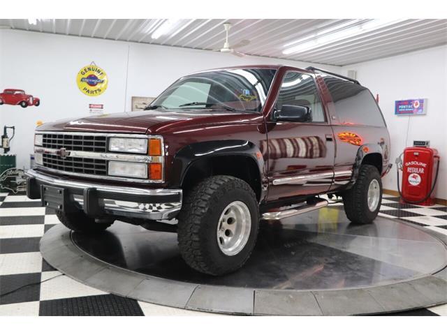 1993 Chevrolet Blazer (CC-1514012) for sale in Clarence, Iowa