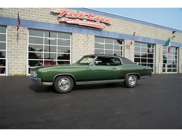 1970 Chevrolet Monte Carlo (CC-1514019) for sale in St. Charles, Missouri
