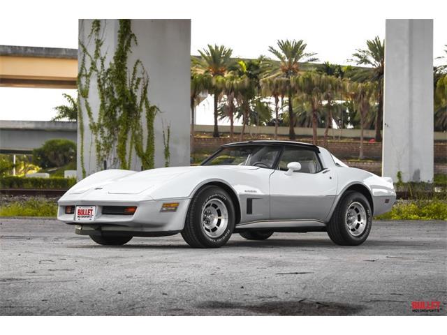 1982 Chevrolet Corvette (CC-1514025) for sale in Fort Lauderdale, Florida