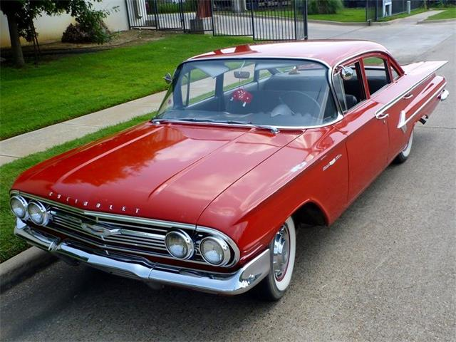1960 Chevrolet Bel Air (CC-1514026) for sale in Arlington, Texas