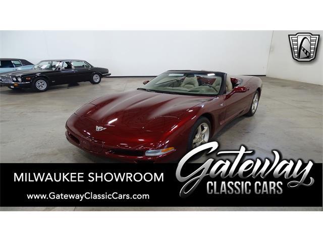 2003 Chevrolet Corvette (CC-1514028) for sale in O'Fallon, Illinois