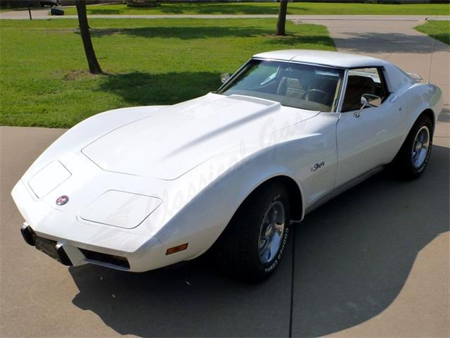 1975 Chevrolet Corvette (CC-1514029) for sale in Arlington, Texas