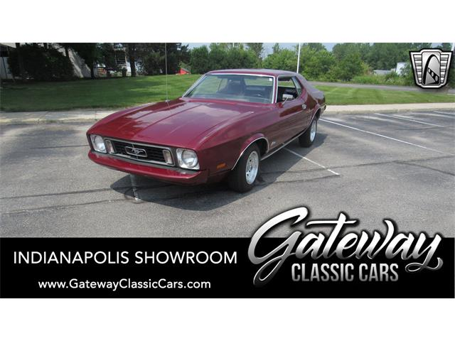 1973 Ford Mustang (CC-1514042) for sale in O'Fallon, Illinois
