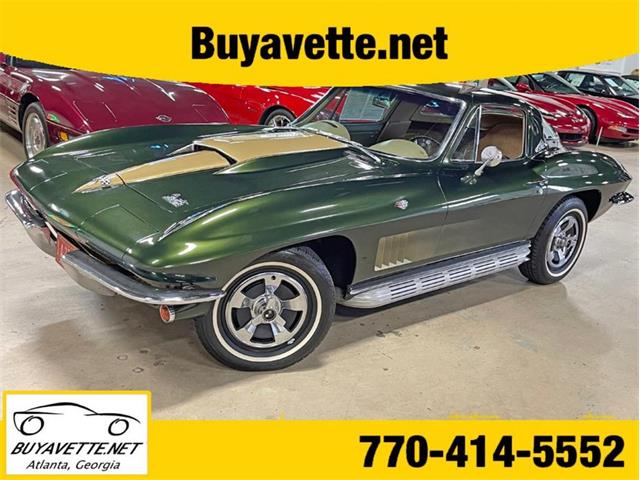 1966 Chevrolet Corvette (CC-1514046) for sale in Atlanta, Georgia