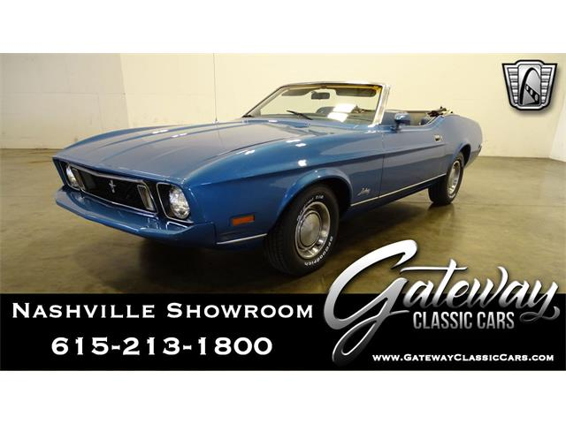 1973 Ford Mustang (CC-1514049) for sale in O'Fallon, Illinois