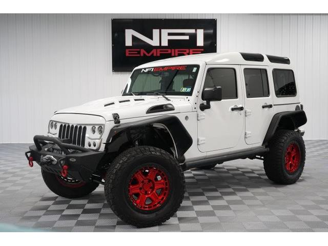 2017 Jeep Wrangler (CC-1514054) for sale in North East, Pennsylvania