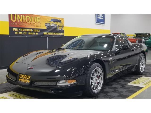 2004 Chevrolet Corvette (CC-1510408) for sale in Mankato, Minnesota