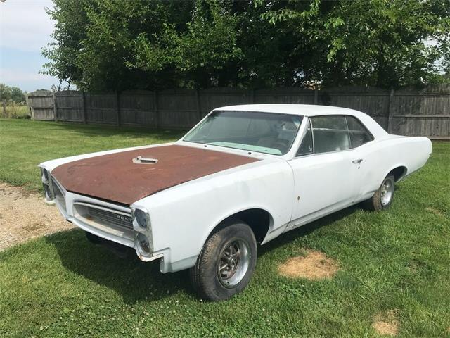 1966 Pontiac GTO (CC-1514085) for sale in Knightstown, Indiana