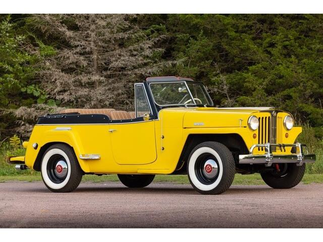 1948 Willys Jeepster (CC-1514088) for sale in Sioux Falls, South Dakota