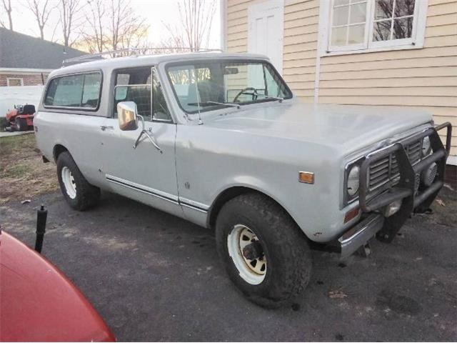 1978 International Scout (CC-1514090) for sale in Cadillac, Michigan