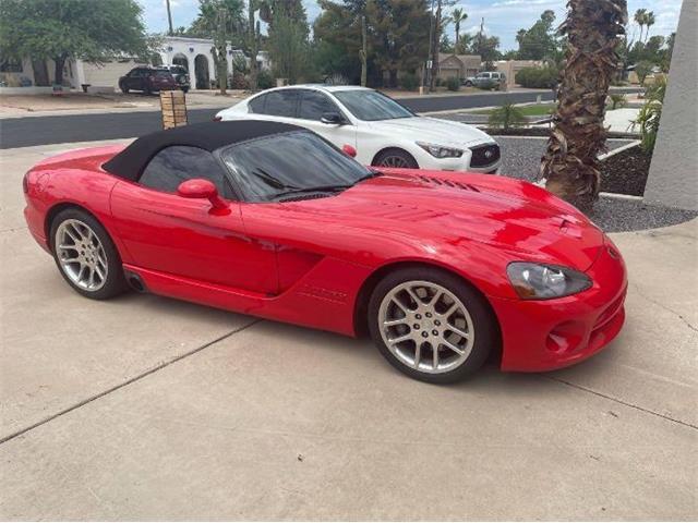 2003 Dodge Viper (CC-1514094) for sale in Cadillac, Michigan