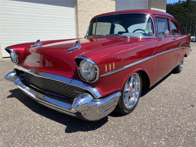 1957 Chevrolet 210 (CC-1514096) for sale in Ham Lake, Minnesota