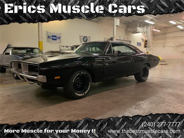 1969 Dodge Charger (CC-1514099) for sale in Clarksburg, Maryland