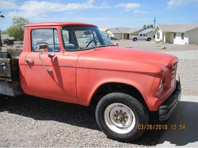 1962 Studebaker Champ (CC-1514104) for sale in Cadillac, Michigan
