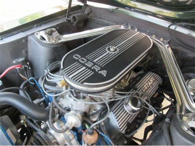 1967 Ford Mustang (CC-1514121) for sale in Cadillac, Michigan