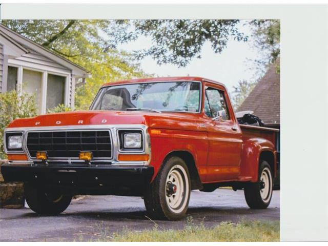 1978 Ford F100 (CC-1514124) for sale in Cadillac, Michigan