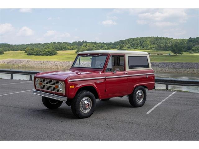 1972 Ford Bronco (CC-1514139) for sale in Carthage, Tennessee