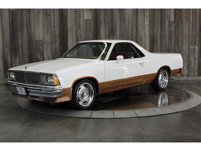 1980 Chevrolet El Camino (CC-1514142) for sale in Bettendorf, Iowa